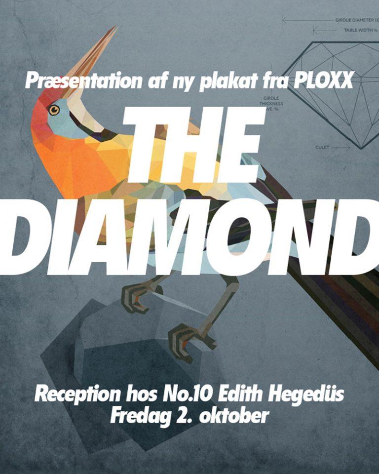 Poster Design · The Diamond Poster · No.10 Edith Hegdüs