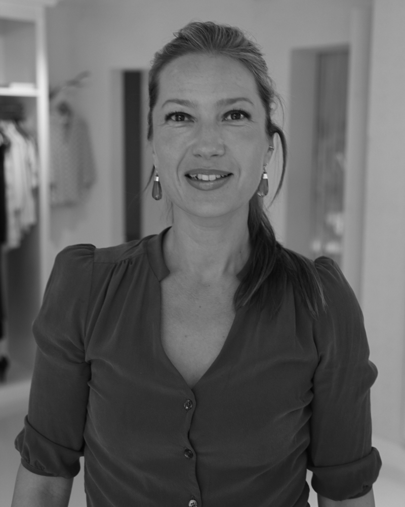 Nicolette Stoltze portræt