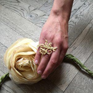 Bouquet Ring · M.E.S.H. · No.10 Edith Hegedüs