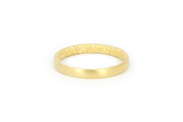 Wedding Rings Sets · 18ct Gold · Design Edith Hegedüs