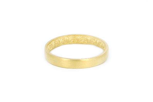 Wedding Rings · 18ct Gold · Design Edith Hegedüs